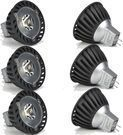 MR16 3W LED Light Bulb 6-Pack
