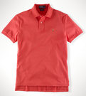 Polo Ralph Lauren Men's Soft-Touch Pima Polo Shirt