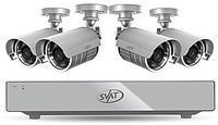 SVAT 8-Channel DVR Surveillance System