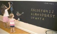 6-Foot Chalkboard Wall Decal