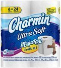 Charmin Ultra Soft Toilet Paper 18-Pack