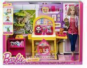 Barbie I Can Be Zoo Doctor Play Set