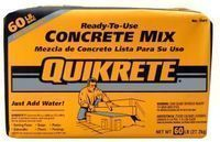 Quikrete Concrete Mix 60-lb. Bag
