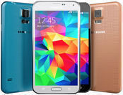 Unlocked Samsung Galaxy S5 16GB Quad-Core Android Smartphone