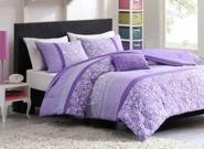 4pc Queen Comforter Set
