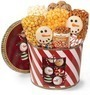 Candy Cane Snowman Snack Assortment