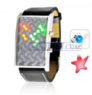 Japanese-Inspired Multicolor LED Watch