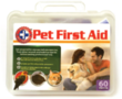60-Piece Pet First Aid Kit