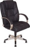 Sealy Posturepedic Geneva Leather High Back Chair