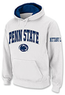 NCAA Football Men's and Women's Fleece Hooded Sweatshirts