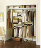 Mainstays Custom Closet Organizer Kit