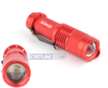 Focus Zoom Lens Cree Q3 LED Flashlight