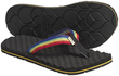 Simple Flippee Women's Rainbow Sandals