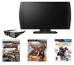 Sony PlayStation 24 1080p 3D LED-Backlit LCD Monitor Bundle