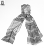Women's Flowing Stripes Scarf