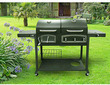 Backyard Grill 750-Square Inch Dual Gas/Charcoal Grill