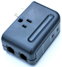 Belkin Travel Surge Protector with Hidden Swivel Plug,