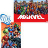 Marvel & DC Superhero Graphic Novels (Assorted 10-Pack)