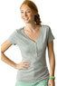 Women's Ultimate Ribbed Lap-Shoulder Henley