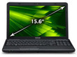 Toshiba Satellite C650D 15.6'' Laptop w/ AMD E-300 CPU