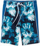 Ocean Pacific Men's Floral E Board Swim Shorts
