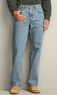 Men's Loose Fit Five-Pocket Jeans