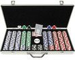 Trademark Global 650-Piece Poker Chip Set