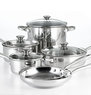 Wolfgang Puck 10 Piece Cookware Set