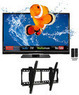 Vizio M3D550SL 55 1080p 3D LED-Backlit LCD HDTV Bundle