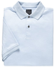 Men's Executive Short-Sleeve Interlock Polo Shirt