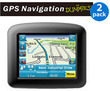 Maylong 3.5 Portable GPS for Dummies 2-Pack