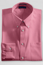 Men's Regular No-Iron Button-Down Royal Oxford Dress Shirt