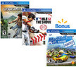 Buy 2 PS Vita Games, Get 1 Free