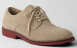 Men's Suede Buck Shoes