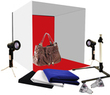 Julius Studio Photo Studio 24 Tent Backdrop Kit