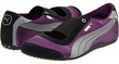 PUMA Women's Sneakerina Satin Shoes