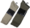 Bill Blass Men's Dress Socks 6-Pair Pack