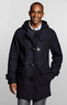 Men's Wool Commuter Duffle Coat