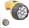 Rechargeable Emergency LED Flashlight