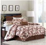 Avenue 8 Autumn Leaf 8pc Comforter Set (Twin - King)