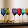 6-Piece Jeweltone Goblet Set