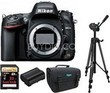 Nikon D600 24MP Digital SLR Bundle