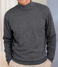 Men's Signature Cotton Turtleneck Sweater
