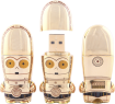 Mimobot C-3PO 4GB Flash Drive