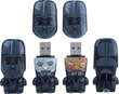 Mimobot Darth Vader 4GB USB 2.0 Flash Drive