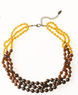 Women's Ombre Bauble Necklace