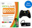 Xbox 360 Accessory Starter Value Game Bundle