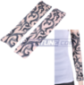 Pair of Tribal Style Tattoo Sleeves