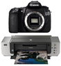 Canon EOS 60D 18MP Digital SLR Camera + PIXMA Pro Printer