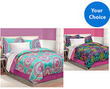 Teen Scene Bedding Comforter Set (Twin)
